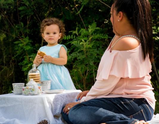 Cuda tea party