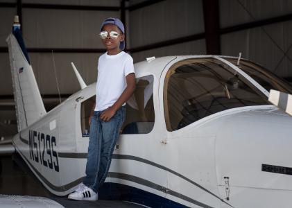 Jay in aviatorsII