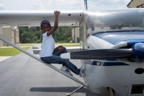 Jay on planeII